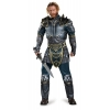 Warcraft Lothar Classic Muscle Adult Costume